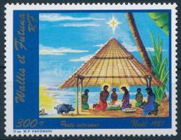 Karácsony bélyeg, Christmas stamp
