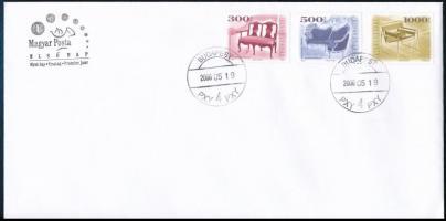2006 Antik bútorok (IX.) FDC-n