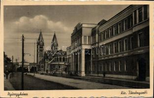 Nyíregyháza Törvényszék