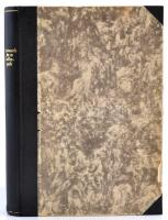 cca 1960 van Tromp I. Dr.: Népszerű asztrológia. gépírt kiadvány. 82x89p.