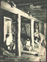1916. május 2. Az Érdekes Újság IV. évf. 19. száma, benne kb. 40 db katonai fotóval, köztük számos repülőgépet is ábrázoló képpel, az I. világháború eseményeit, katonáit, politikusait tartalmazó kiadvány, 56p