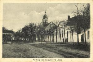 Kéthely (Somogy), Fő utca, templom