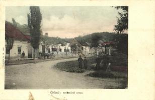 Kölesd, Szekszárdi utca