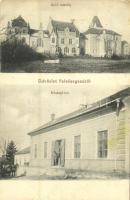 Felsősegesd (Segesd), Gróf Széchenyi kastély, községháza
