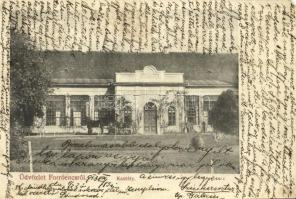 1913 Forróencs, Forró-Encs; kastély (EM)