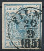 9kr HP I light blue, Magistris 10