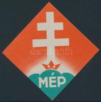 1920 MÉP levélzáró