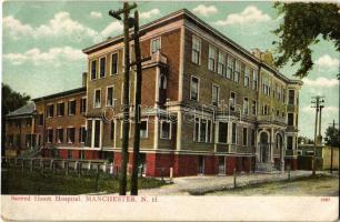 Manchester (New Hampshire), Sacred Heart Hospital (EK)
