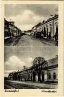 Tiszaújlak, Vulok, Vilok, Vylok; Utcarészlet / street