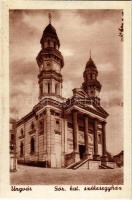 Ungvár, Uzshorod, Uzhorod; Görög katolikus székesegyház / Greek Catholic church