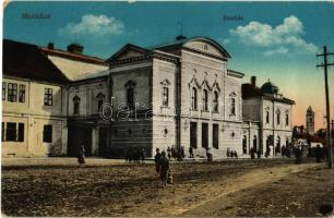 Munkács, Mukacheve, Mukachevo, Mukacevo; Színház / theater (EK)