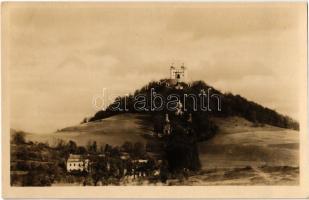 Selmecbánya, Schemnitz, Banská Stiavnica; Kalvária z XVIII. stor / Kálvária a 18. századból / calvary from the 18th century