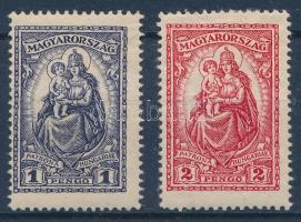 1926 Keskeny Madonna 1P + 2P