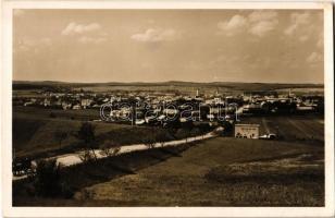 1944 Rimaszombat, Rimavská Sobota; látkép. Kiadja Marosi József / general view