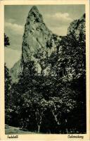 Szádelő, Zádiel; Cukorsüveg / Cukrová hore / Zuckerspitze / rock formation