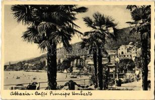 Abbazia, Opatija; Caffé Principe Umberto