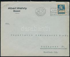 Svájc 1933