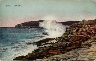 Pola, Pula; Brioni / islands (EK)