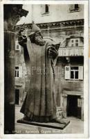 1934 Split, Spomenik Grgura Ninskoga / monument