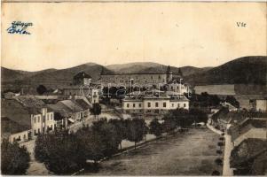 1919 Zólyom, Zvolen; vár / Zvolensky hrad / castle (ragasztónyom / glue marks)