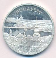 2009. 5000Ft Ag Világörökség helyszínek: Budapest T:1 (eredetileg PP) ujjlenyomat Adamo EM223