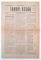1915 Tábori újság a körülzárt Przemysl erődből. 131. szám.