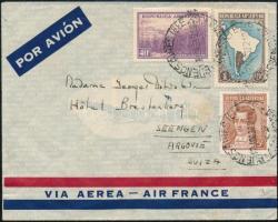 Argentína 1939