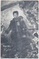 1958 Amerikai kiadású emléklap az 1956-os forradalom gyermek hőseinek. Óriás képeslap / Teen-age heroes of the Hungarian Revolution of 1956. American Hungarian Federation + Magyarország nem volt hanem lesz So. Stpl s: Douglass Crockwell (giant postcard 22,9 cm x 15,2 cm) (fa)