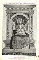 San Gregorio Magno. XIII Centenario di San Gregorio Magno (604-1904). Del Pinturicchio in S. Maria del Popolo / 13th Centenary of San Gregorio Magno (EK)