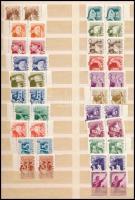 1952-1955 MABÉOSZ + Munka sor párokban (28.000)