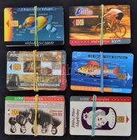 54 klf telefonkártya, 28-30000 példányosak