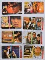 26 db klf zene telefonkártya