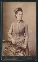 cca 1900 Mai és társa vizitkártya