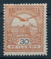 1913 Turul 30f fekvő vízjellel (13.000)