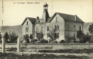 Fraize, Hopital / hospital