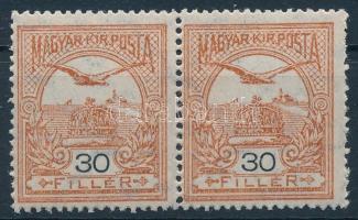 1913 Turul 30f pár fekvő vízjellel (52.000)