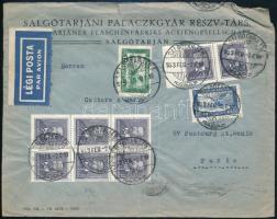 1933 Légi levél Párizsba