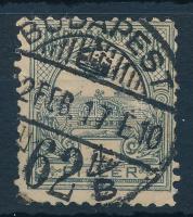 1900 Turul 1f 11 1/2 fogazással (20.000)
