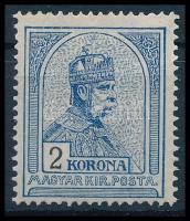 1906 Turul 2K 2. vízjelállás (72.000)