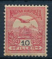 1904 Turul 10f 1. vízjelállás (10.000)