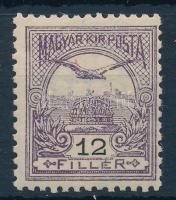 1904 Turul 12f, 1. vízjelállás (150.000)