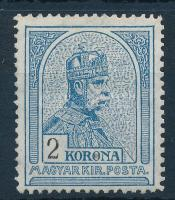 1913 Turul 2K fekvő vízjellel (52.000)