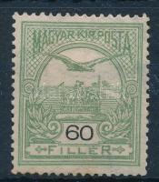 1906 Turul 60f, 2. vízjelállás (14.000)