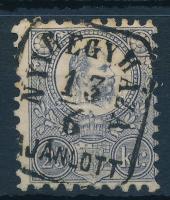 1871 Réznyomat 25kr NYÍREGYHÁZA AJÁNLOTT (Gudlin 250 pont)