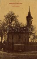 1910 Adony, Duna-Adony; Szerb templom. W. L. 253.