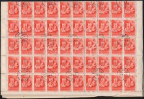 1948 Centenárium 4Ft záró ív (16.000)