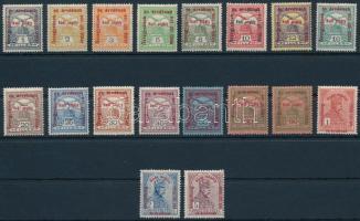 1915 Hadisegély II. sor (12.000)