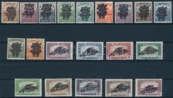1920 Búzakalász sor (15.000)