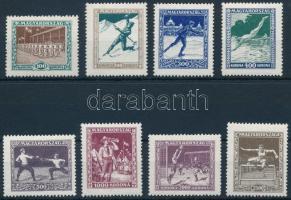 1925 Sport I. sor (14.000) (500K átlós törés / folded)