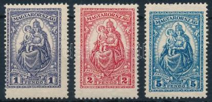 1926 Keskeny Madonna sor (30.000)